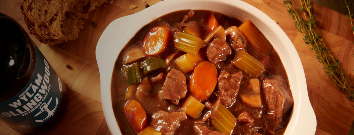 Stew from Blagdon Farm Shop